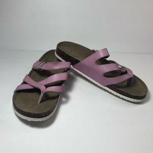 Madden Girl Women's Toe Ring Sandal 5M